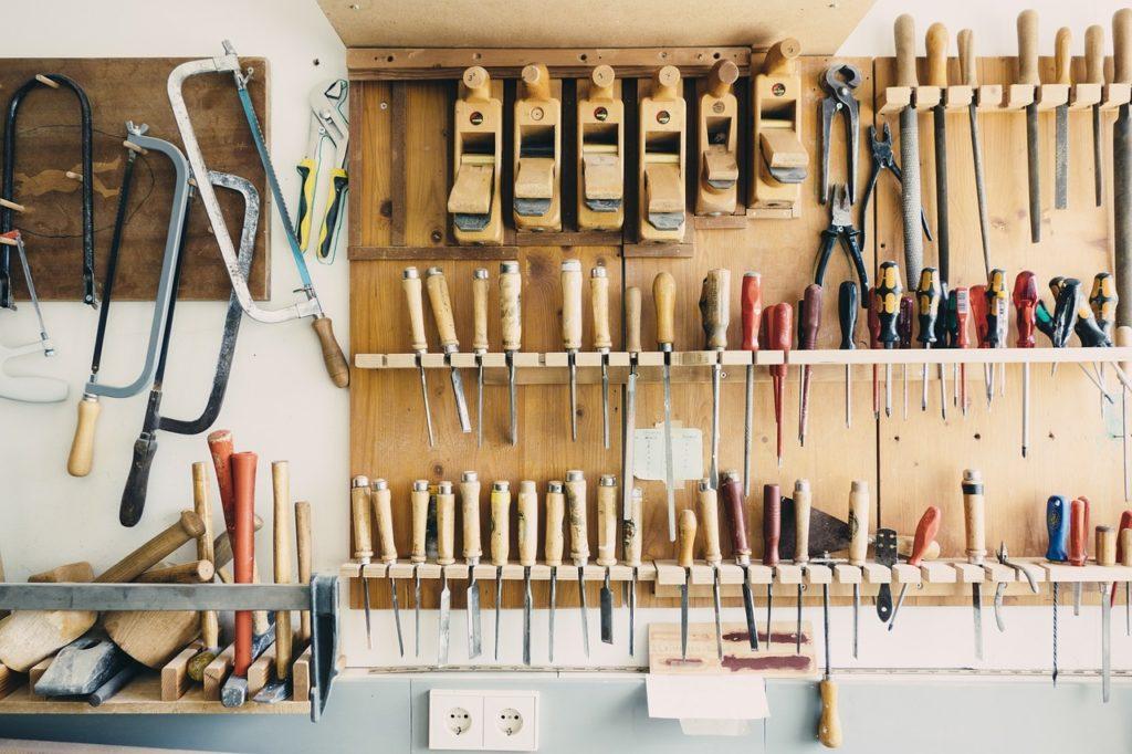 メンテナンス 工具の画像