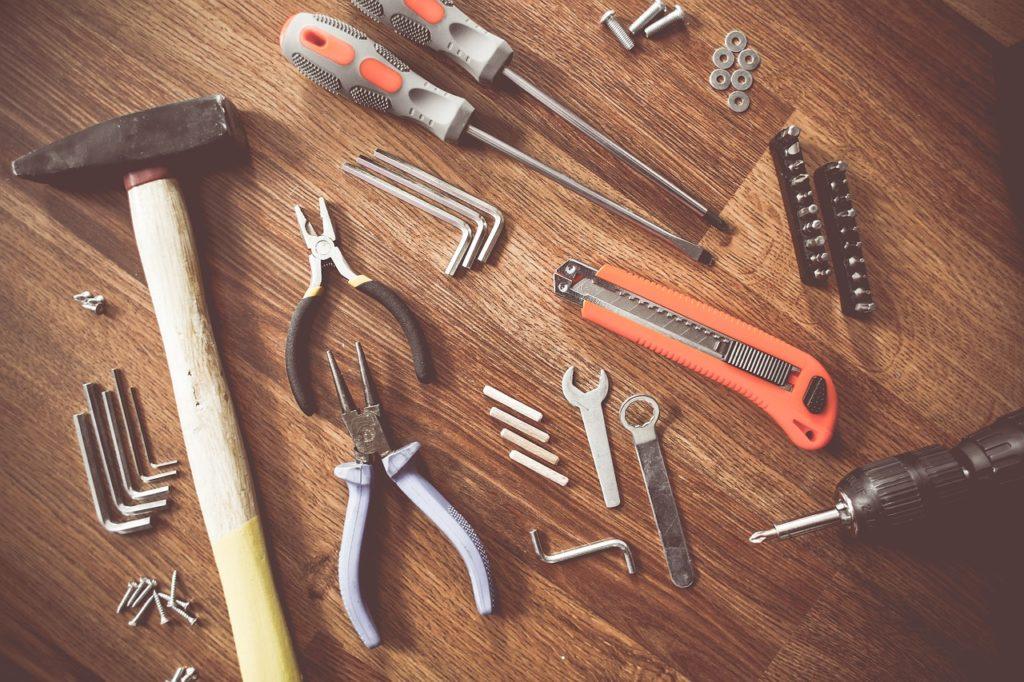 修理用工具